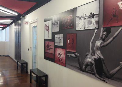 corridoio interni studio gem