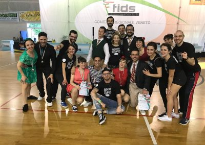 3 SWING & FREESTYLE CUP VICENZA 2:3:8POSTO CLASSE C cat18:34 4:5POSTO CLASSE C cat over35