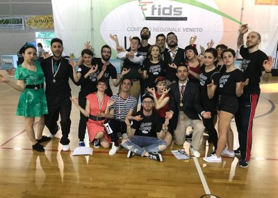 5 SWING & FREESTYLE CUP VICENZA 2:3:8POSTO CLASSE C cat18:34 4:5POSTO CLASSE C cat over35.
