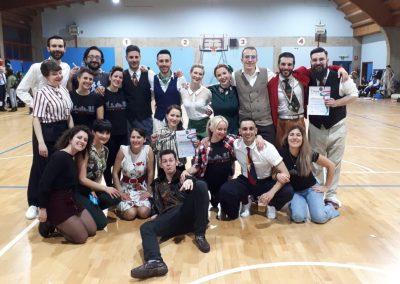 Campionati regionali di danze jazz della regione lombardia