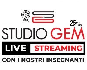 Studio Gem Milano live